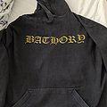 Bathory - Blood Fire Death hoodie Hooded Top