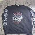 Watain - Bathory tribute sweathshirt