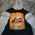 W.A.S.P. - Helldorado hood Hooded Top