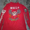 W.A.S.P. - The Last Command red longsleeve TShirt or Longsleeve