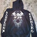 W.A.S.P. - Babylon hoodie Hooded Top