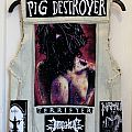 Pig Destroyer - Battle Jacket - Grind Jacket