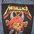 Metallica Battle jacket