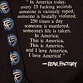Fear Factory - Blue Big God/Raped Souls TShirt or Longsleeve