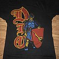 Dio Sacred Heart tour shirt