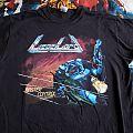 "Liege Lord ""Master Control"" reprint tshirt"