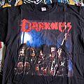 "Darkness ""Death Squad"" reprint tshirt"