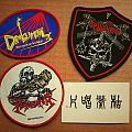 some Chinese heavy metal patches.