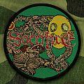 Official SACRIFICE woven patch