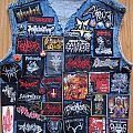 Deströyer 666 - Battle Jacket - My extreme metal vest