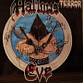 "Hallows Eve ""Tales of Terror"" LP autographed"