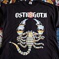 "Ostrogoth ""Ecstasy and Danger"" tshirt"