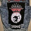 Desecrator - Battle Jacket -  vest