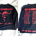 Annihilator Waking the Fury longsleeve 2002 tour