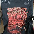 signed t-shirt