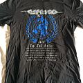 "Carcass ""Live in Israel"" commemorative tour shirt"