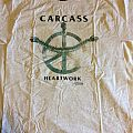 Carcass Heartwork Official Shirt
