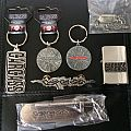 Carcass pins and key rings  Pin / Badge