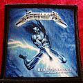 METALLICA Blow The Universe Patch