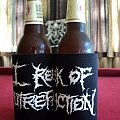 CARCASS Australian Tour Beer holder Other Collectable