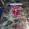 CARCASS 2014 Decibel Tour camo tshirt