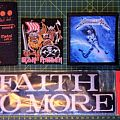 Faith No More - Patch - Rare patches and 1990s stickers