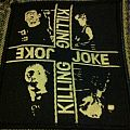 "KILLING JOKE Small ""Official"" Patch"