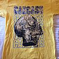 Carcass Necrohead / Cabeza tour shirt