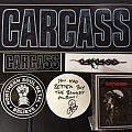 Carcass stickers  Other Collectable