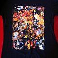 "Earache Records ""Gore Collage"" shirt"