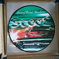 Steel - Heavy Metal Machine 7""