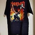 Manowar - TShirt or Longsleeve - Manowar - Triumph Of Steel World Tour '92