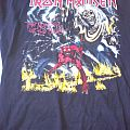 Iron Maiden Number of the Beast shirt for trade/sale