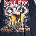 Destruction Eternal Devedtation shirt for sale/trade