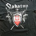 Sabaton - Swedish Empire Tour 2012 EXTREME RARE!