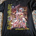 Iron Maiden - TShirt or Longsleeve - Iron Maiden - Somewhere in Time (Bootleg)
