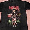 Deicide - TShirt or Longsleeve - Deicide - Slave to the Cross shirt