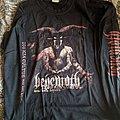 Behemoth - TShirt or Longsleeve - Behemoth - From here and Beyond Longsleeve