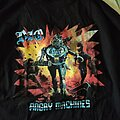 Dio - TShirt or Longsleeve - Dio - Angry Machines Tour shirt