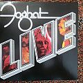 Foghat - Live (Vinyl) 1977 Other Collectable