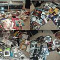 vinyl mess Tape / Vinyl / CD / Recording etc