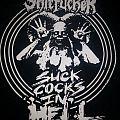 ShitFucker shirt suck cocks in hell