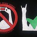 no phones more horns TShirt or Longsleeve