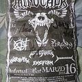 Minotaur (Flyer & Battle Jacket) Signed