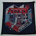 Accept - Patch - Accept metal heart
