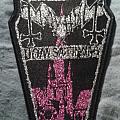 Mayhem - Patch - De misteriis dom sathanas coffin patch