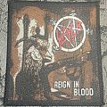 Slayer - Patch - Slayer reign in blood patch