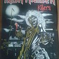 Iron Maiden - Patch - Killers Back patch