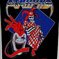 Atrophy - Patch - Socialised hate Back Patch
