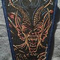 Nifelheim - Patch - Devil's force coffin patch